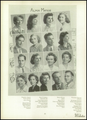 Page 16, 1951 Edition, Webster Central High School - Reveille Yearbook (Webster, NY) online yearbook collection
