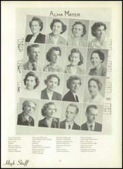 Page 17, 1951 Edition, Webster Central High School - Reveille Yearbook (Webster, NY) online yearbook collection
