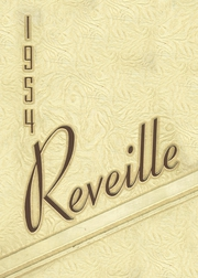 Page 1, 1954 Edition, Webster Central High School - Reveille Yearbook (Webster, NY) online yearbook collection