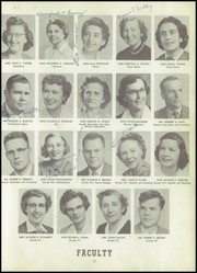Page 15, 1954 Edition, Webster Central High School - Reveille Yearbook (Webster, NY) online yearbook collection