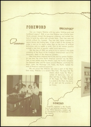 Page 6, 1954 Edition, Webster Central High School - Reveille Yearbook (Webster, NY) online yearbook collection