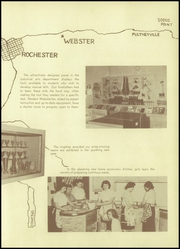 Page 7, 1954 Edition, Webster Central High School - Reveille Yearbook (Webster, NY) online yearbook collection