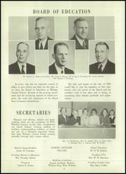 Page 12, 1955 Edition, Webster Central High School - Reveille Yearbook (Webster, NY) online yearbook collection