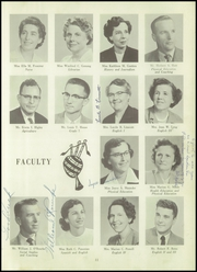 Page 15, 1955 Edition, Webster Central High School - Reveille Yearbook (Webster, NY) online yearbook collection