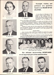Page 10, 1956 Edition, Webster Central High School - Reveille Yearbook (Webster, NY) online yearbook collection