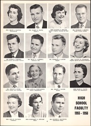 Page 12, 1956 Edition, Webster Central High School - Reveille Yearbook (Webster, NY) online yearbook collection