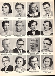 Page 13, 1956 Edition, Webster Central High School - Reveille Yearbook (Webster, NY) online yearbook collection