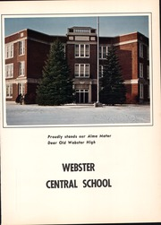 Page 5, 1956 Edition, Webster Central High School - Reveille Yearbook (Webster, NY) online yearbook collection