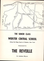 Page 6, 1956 Edition, Webster Central High School - Reveille Yearbook (Webster, NY) online yearbook collection
