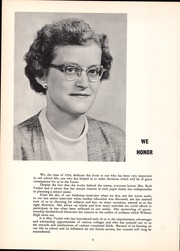 Page 8, 1956 Edition, Webster Central High School - Reveille Yearbook (Webster, NY) online yearbook collection