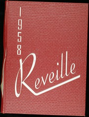 Page 1, 1958 Edition, Webster Central High School - Reveille Yearbook (Webster, NY) online yearbook collection