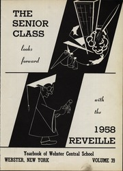 Page 5, 1958 Edition, Webster Central High School - Reveille Yearbook (Webster, NY) online yearbook collection