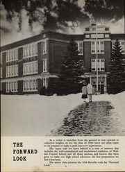Page 6, 1958 Edition, Webster Central High School - Reveille Yearbook (Webster, NY) online yearbook collection