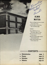 Page 7, 1958 Edition, Webster Central High School - Reveille Yearbook (Webster, NY) online yearbook collection