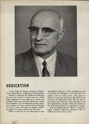 Page 8, 1958 Edition, Webster Central High School - Reveille Yearbook (Webster, NY) online yearbook collection