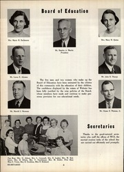 Page 10, 1959 Edition, Webster Central High School - Reveille Yearbook (Webster, NY) online yearbook collection