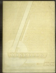 Page 1, 1947 Edition, Monroe High School - Monrolog Yearbook (Rochester, NY) online yearbook collection