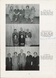 Page 14, 1947 Edition, Monroe High School - Monrolog Yearbook (Rochester, NY) online yearbook collection