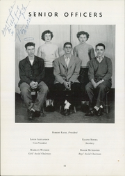Page 16, 1947 Edition, Monroe High School - Monrolog Yearbook (Rochester, NY) online yearbook collection