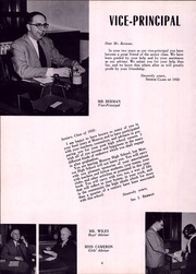 Page 10, 1950 Edition, Monroe High School - Monrolog Yearbook (Rochester, NY) online yearbook collection