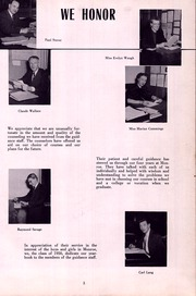 Page 7, 1950 Edition, Monroe High School - Monrolog Yearbook (Rochester, NY) online yearbook collection