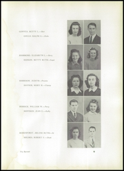 Page 11, 1943 Edition, Johnstown High School - Baronet Yearbook (Johnstown, NY) online yearbook collection