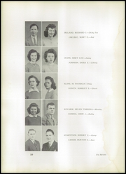 Page 12, 1943 Edition, Johnstown High School - Baronet Yearbook (Johnstown, NY) online yearbook collection