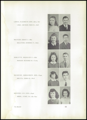 Page 13, 1943 Edition, Johnstown High School - Baronet Yearbook (Johnstown, NY) online yearbook collection