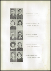 Page 14, 1943 Edition, Johnstown High School - Baronet Yearbook (Johnstown, NY) online yearbook collection