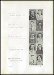 Page 15, 1943 Edition, Johnstown High School - Baronet Yearbook (Johnstown, NY) online yearbook collection