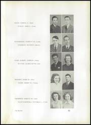 Page 17, 1943 Edition, Johnstown High School - Baronet Yearbook (Johnstown, NY) online yearbook collection