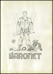 Page 3, 1943 Edition, Johnstown High School - Baronet Yearbook (Johnstown, NY) online yearbook collection