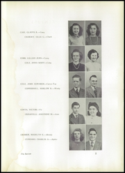 Page 9, 1943 Edition, Johnstown High School - Baronet Yearbook (Johnstown, NY) online yearbook collection