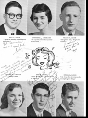 Page 14, 1958 Edition, Johnstown High School - Baronet Yearbook (Johnstown, NY) online yearbook collection