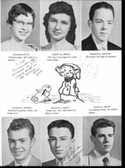 Page 15, 1958 Edition, Johnstown High School - Baronet Yearbook (Johnstown, NY) online yearbook collection