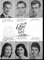 Page 17, 1958 Edition, Johnstown High School - Baronet Yearbook (Johnstown, NY) online yearbook collection