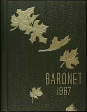 Page 1, 1967 Edition, Johnstown High School - Baronet Yearbook (Johnstown, NY) online yearbook collection