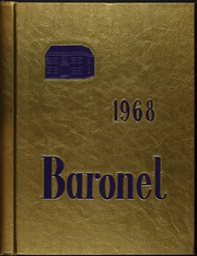 Page 1, 1968 Edition, Johnstown High School - Baronet Yearbook (Johnstown, NY) online yearbook collection