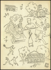 Page 3, 1949 Edition, Bethlehem Central High School - Oriole Yearbook (Delmar, NY) online yearbook collection