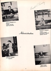 Page 10, 1952 Edition, Irvington High School - Sunnyside Yearbook (Irvington, NY) online yearbook collection