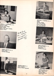 Page 13, 1952 Edition, Irvington High School - Sunnyside Yearbook (Irvington, NY) online yearbook collection