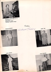 Page 16, 1952 Edition, Irvington High School - Sunnyside Yearbook (Irvington, NY) online yearbook collection