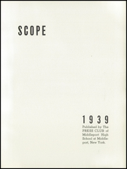 Page 7, 1939 Edition, Royalton Hartland Central School - Scope Yearbook (Middleport, NY) online yearbook collection