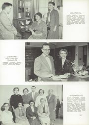 Page 16, 1958 Edition, Royalton Hartland Central School - Scope Yearbook (Middleport, NY) online yearbook collection