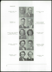Page 12, 1950 Edition, Akron Central School - Akronite Yearbook (Akron, NY) online yearbook collection