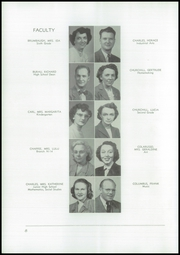 Page 12, 1951 Edition, Akron Central School - Akronite Yearbook (Akron, NY) online yearbook collection