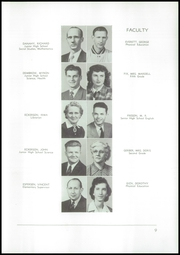 Page 13, 1951 Edition, Akron Central School - Akronite Yearbook (Akron, NY) online yearbook collection