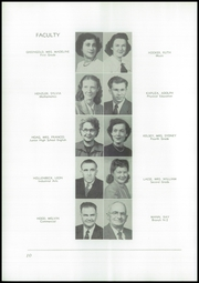 Page 14, 1951 Edition, Akron Central School - Akronite Yearbook (Akron, NY) online yearbook collection