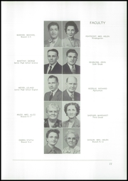 Page 15, 1951 Edition, Akron Central School - Akronite Yearbook (Akron, NY) online yearbook collection