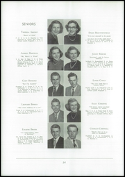 Page 18, 1952 Edition, Akron Central School - Akronite Yearbook (Akron, NY) online yearbook collection